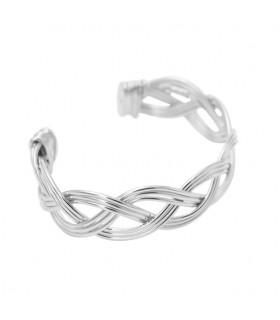 Atena silver bracelet