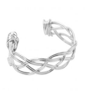 Silver bracelet, Atena 2...