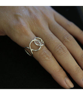 Eight Infinity Ring