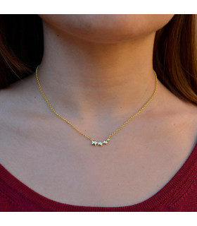 Gold Plated Star Chokers