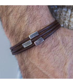 Custom bracelet name