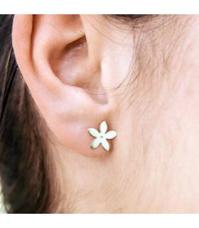Gold Jasmine Earring