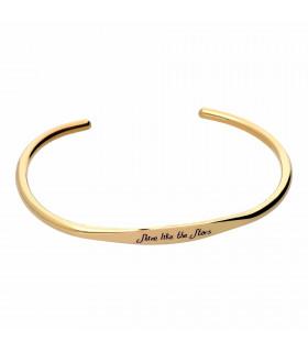 Personalized phrase bracelet