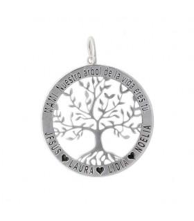 Colgante día de la madre árbol de la vida