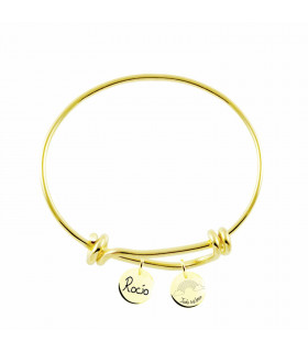Golden Rainbow Bracelet