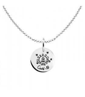 COVID-19 pendant