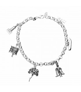 Malaga silver Bracelet