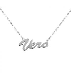 Vero name pendant