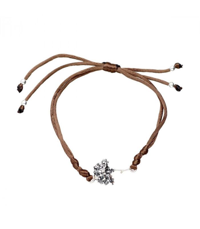 Biznaga silver bracelet