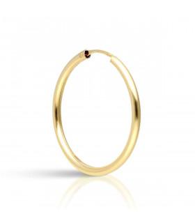 Gold Hoop Earring