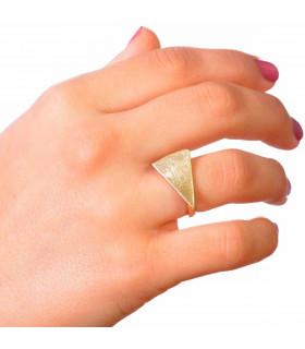 Comprar anillo barato triángulo