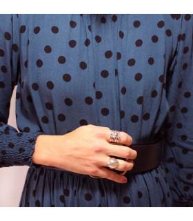 Comprar anillos baratos con circonitas colores