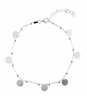 Cheap Anklets for Summer with Silver Balls