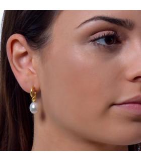 Cheap pear shaped pearl earrings