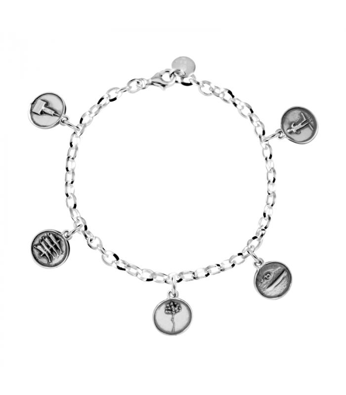 Typical Malaga bracelet