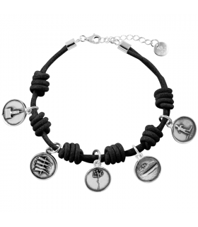 Málaga bracelet with Malaga monuments