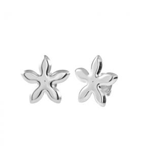 Jasmine silver earring