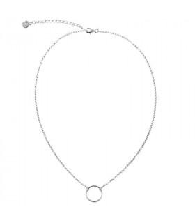 Necklace Diabolo Silver