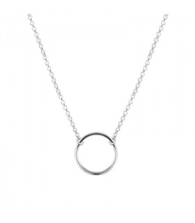 Necklace Diabolo Silver