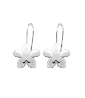 Cheap Silver Jasmine Earrings