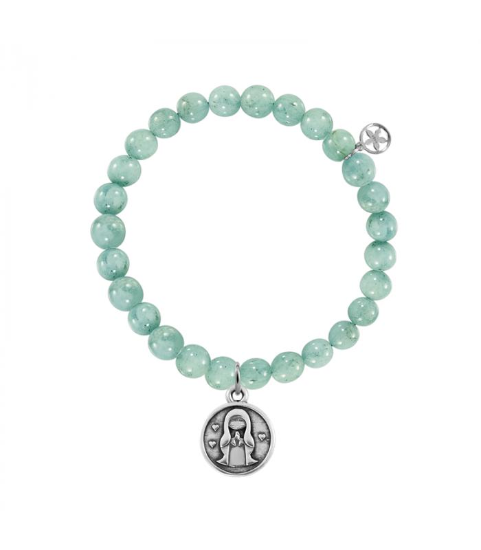 Virgin bracelet do you hear me amazonite