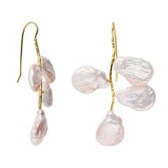 New in🎉 Colección Bali ya disponible  www.joyeriahago.com  . #pendientes #pendientesperlas #perlas #perlasbarrocas