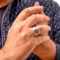 Sellos personalizados ❤️ www.joyeriahago.com  . #sellos #anillopersonalizado #iniciales