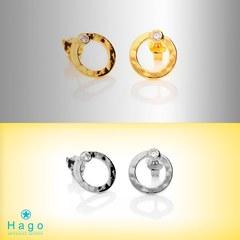 New in 🎉  ¿Sois más de plata o de dorado? www.joyeriahago.com  #aros #pendientes