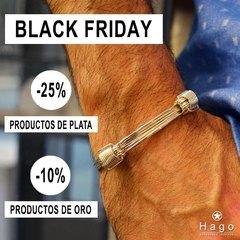 BLACK FRIDAY!!! 🎊🎊🎊 Últimos días para aprovecharte de los descuentos!! 📢📢 www.joyeriahago.com #blackfriday #joyeria #ofertas